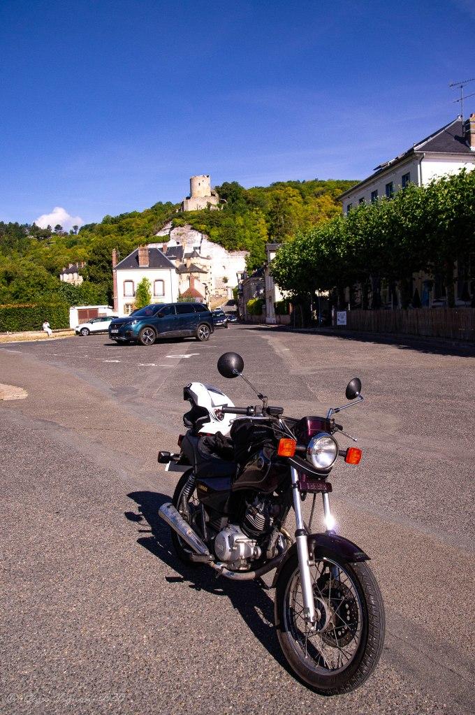 Balade 29 juillet 2020 - Liberté à La Roche-Guyon - Ride July 29, 2020 - Liberty at La Roche-Guyon
