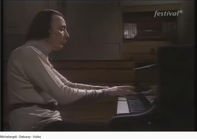 Debussy Préludes Voiles